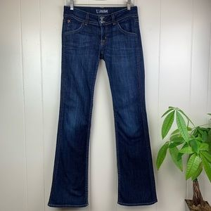 HUDSON | Signature Bootcut Style W170DHA - Size 28